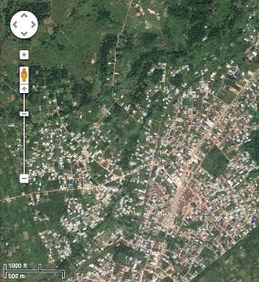 A suburban/town setting in mid-Nigeria.