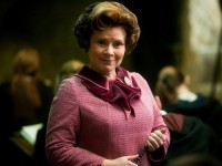 Including, but not limited to, becoming Umbridge.